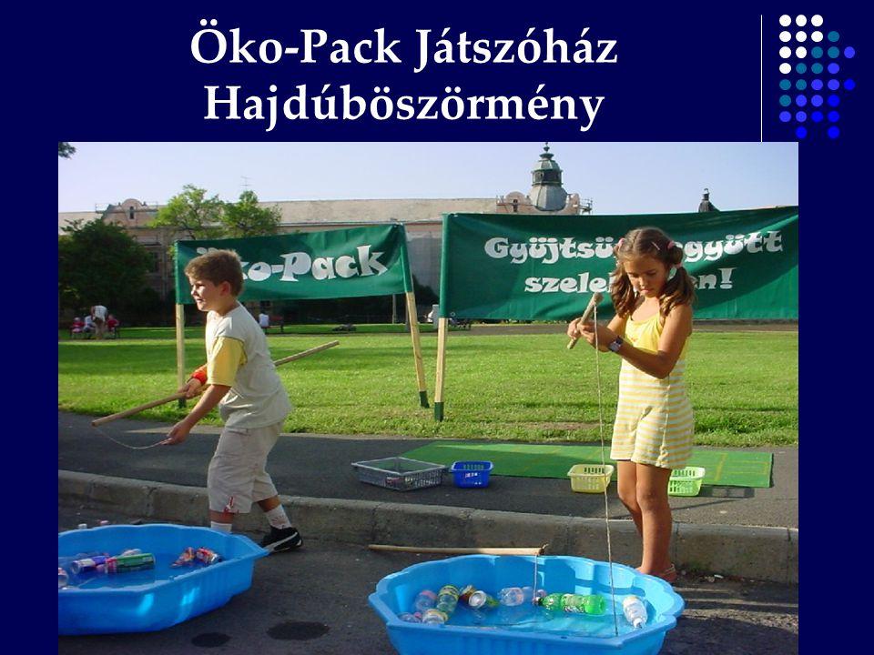 Öko-Pack Játszóház Hajdúböszörmény