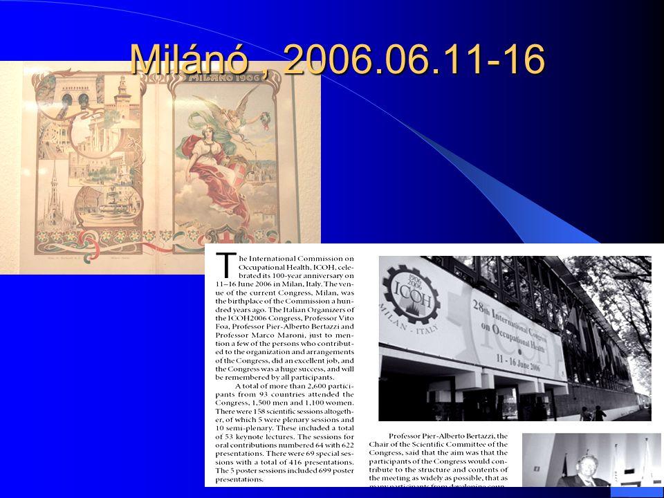 Milánó, 2006.06.11-16