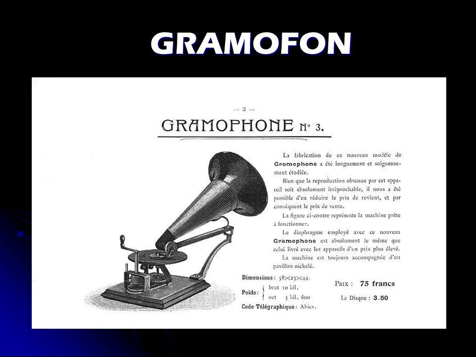 GRAMOFON GRAMOFON