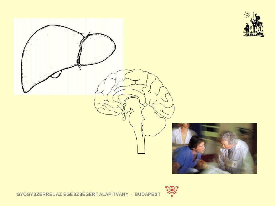 GYÓGYSZERREL AZ EGÉSZSÉGÉRT ALAPÍTVÁNY - BUDAPEST METABOLIT AMMONIUM AAA GLUTAMIN NEUROTRANSMITTER/ INHIBITOR BDZ LIKE SUSBTANCE GABA NEUROSTEROID OCT