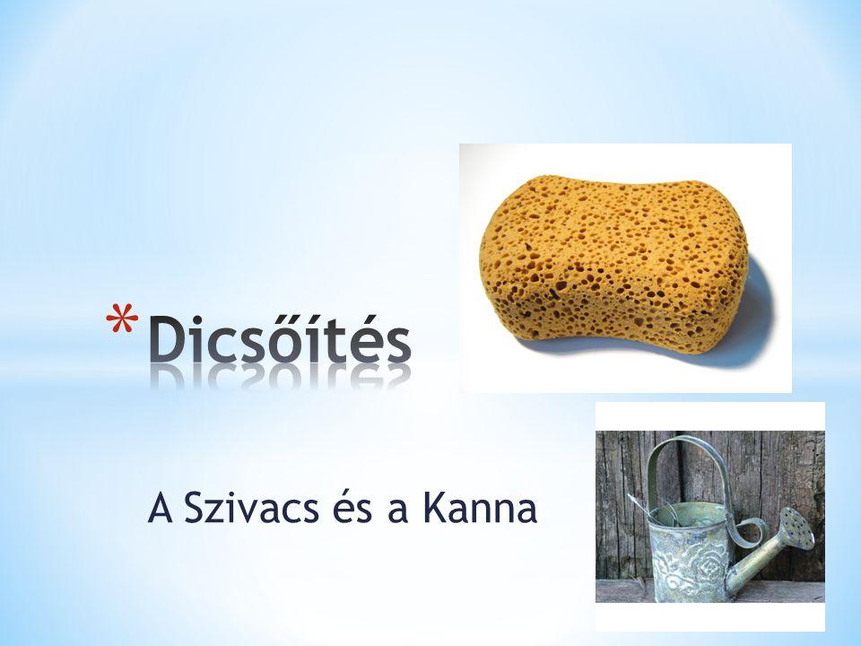 A Szivacs és a Kanna