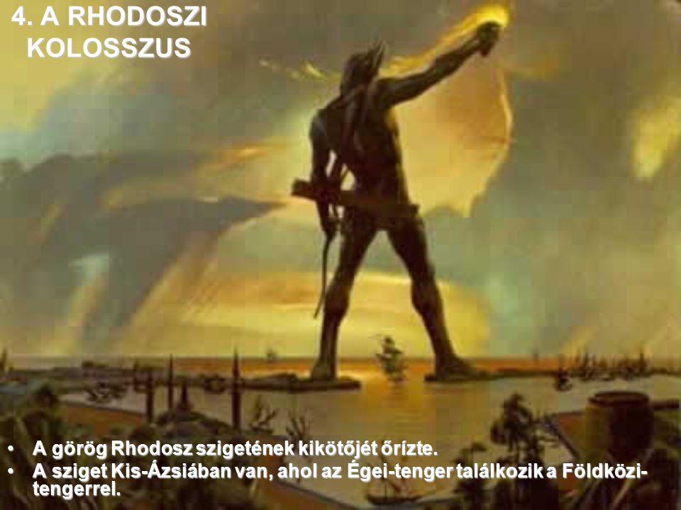 3. SZEMIRAMISZ FÜGGŐKERTJEI Babilonban voltak, az Eufratésztől keletre, kb. 50 km-re Bagdadtól.