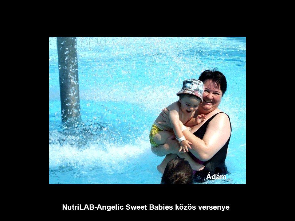 NutriLAB-Angelic Sweet Babies közös versenye Dávid