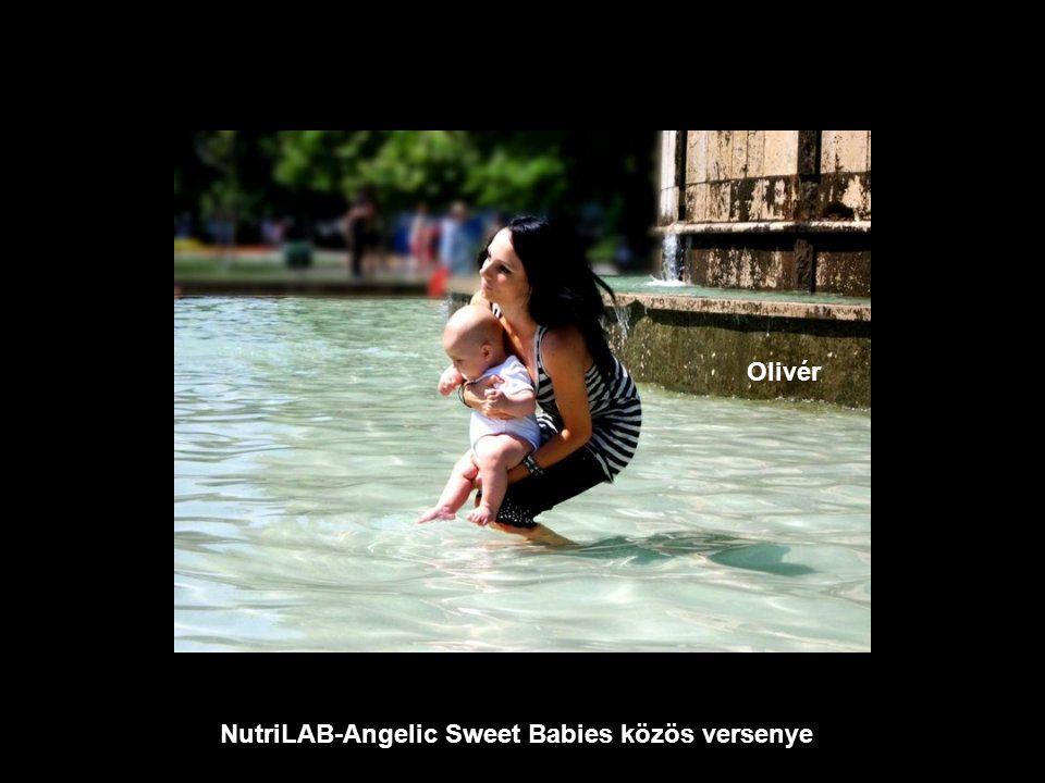 NutriLAB-Angelic Sweet Babies közös versenye Ádám