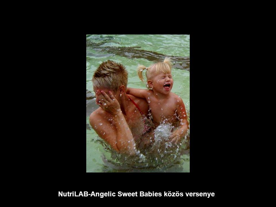 NutriLAB-Angelic Sweet Babies közös versenye Olivér