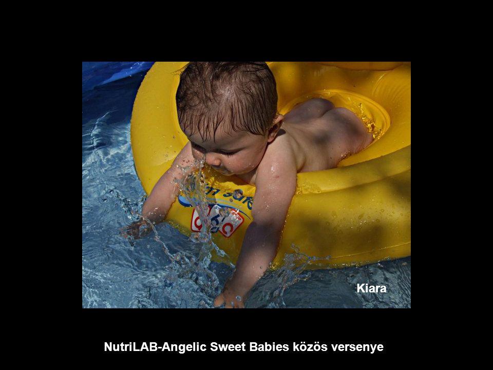 NutriLAB-Angelic Sweet Babies közös versenye Kiara