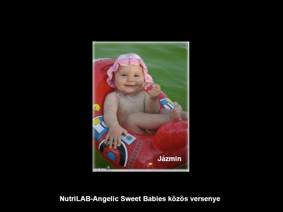 NutriLAB-Angelic Sweet Babies közös versenye Jázmin