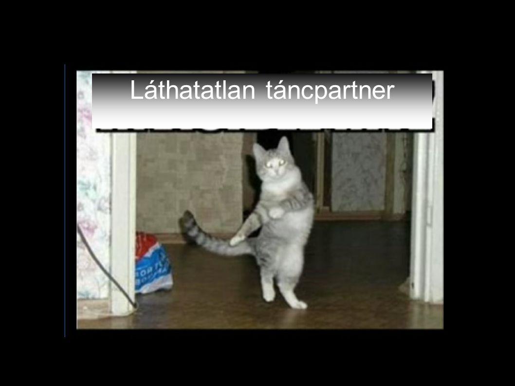 Láthatatlan táncpartner