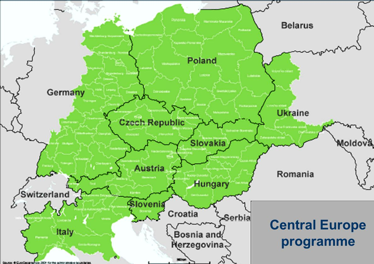 South East Europe programme