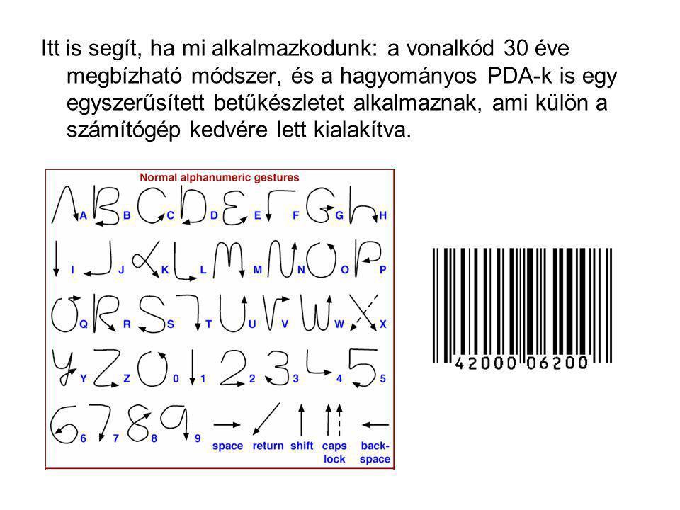 Jegykivonás A matematikai módszerek számoszlopokat szeretnek címkézni.