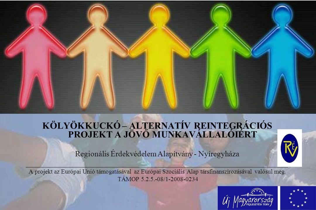 Európai Unió Magyarországon a Társadalmi Megújulás Operatív Program keretében.
