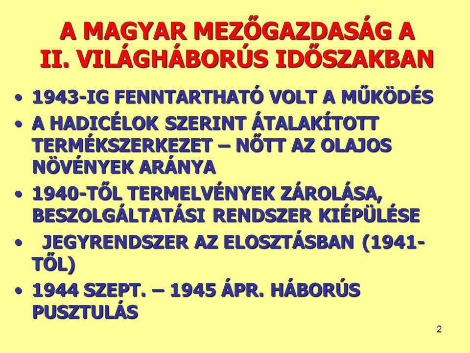 """13 NYOMÁS GYAKORLÁS 1949-50 """"KÉNYSZERÍTENI KELL A PARASZTOT, HOGY TÖBBET ÁLDOZZON A SZOCIALIZMUSÉRT – RÁKOSI M.(1950) """"KÉNYSZERÍTENI KELL A PARASZTOT, HOGY TÖBBET ÁLDOZZON A SZOCIALIZMUSÉRT – RÁKOSI M.(1950) """"KULÁK LETT A KÖZÉP-, MAJD A KISPARASZT IS – MINDEN HARMADIK FÖLDMŰVELŐT ELITÉLT A BÍRÓSÁG KÖZELLÁTÁSI VÉTSÉGÉRT – 1951-53 KÖZÖTT MINDEN UN."""