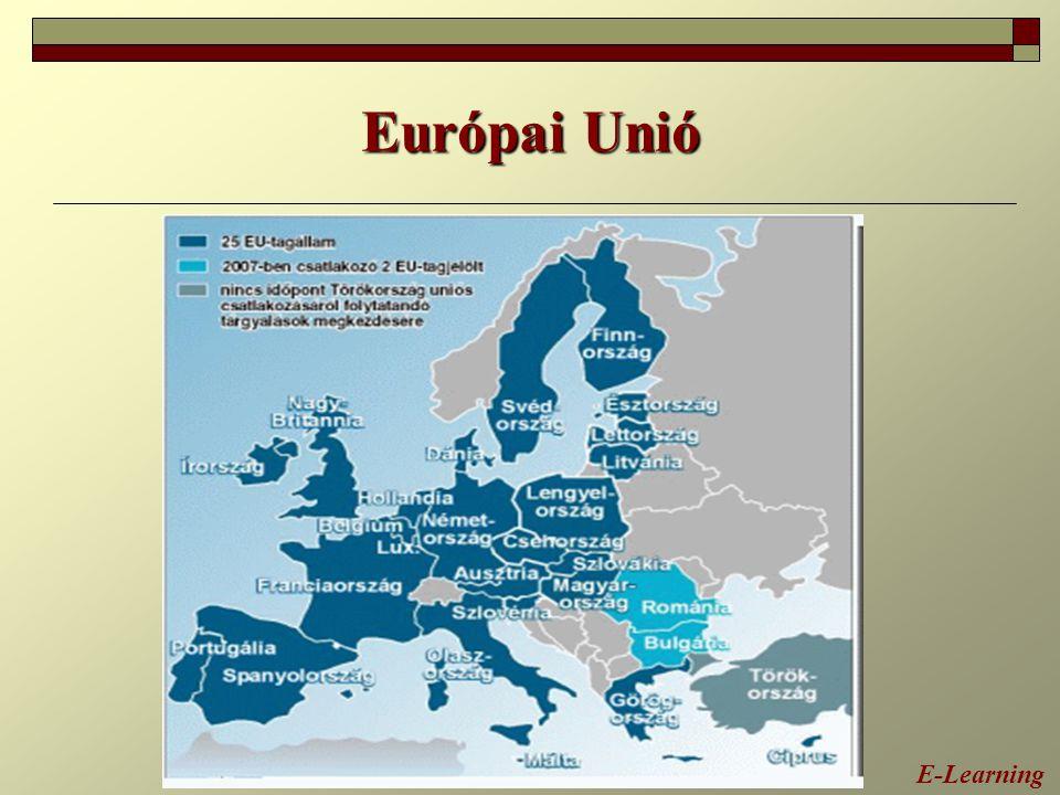 Európai Unió E-Learning