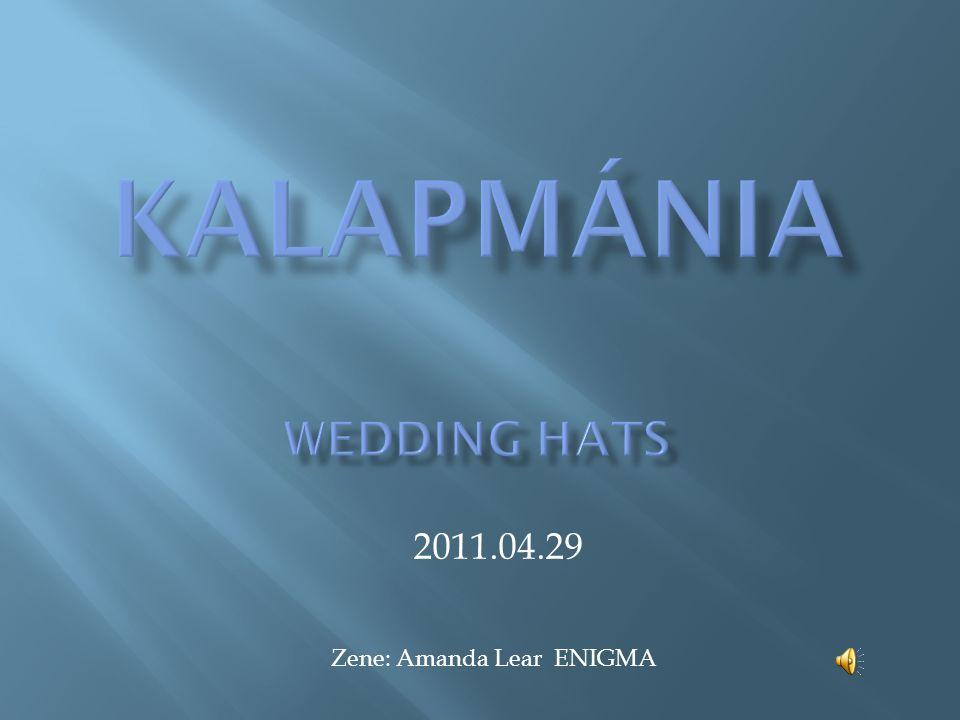2011.04.29 Zene: Amanda Lear ENIGMA
