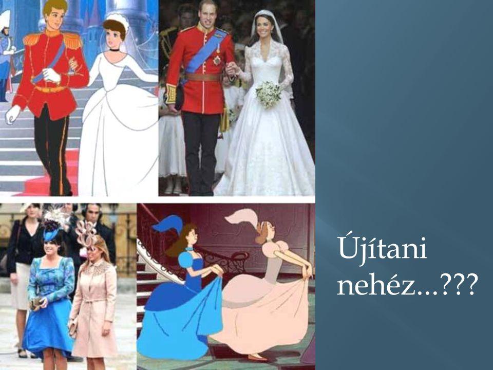 Interneten található anyagokból összeállította: http://www.mosoly100.hu Az esküvővel kapcsolatban további érdekességeket találsz itt: http://www.mosoly100.hu /content/az-evszazad- eskuvoje-2011-aprilis-29