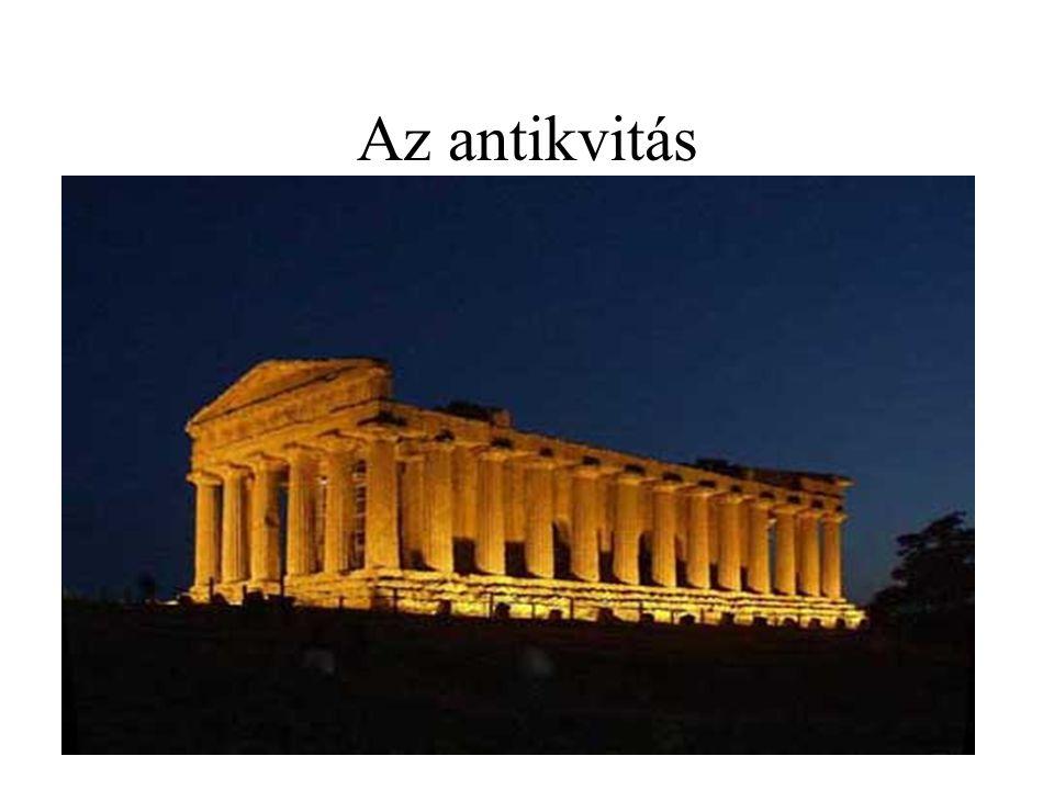 Az antikvitás