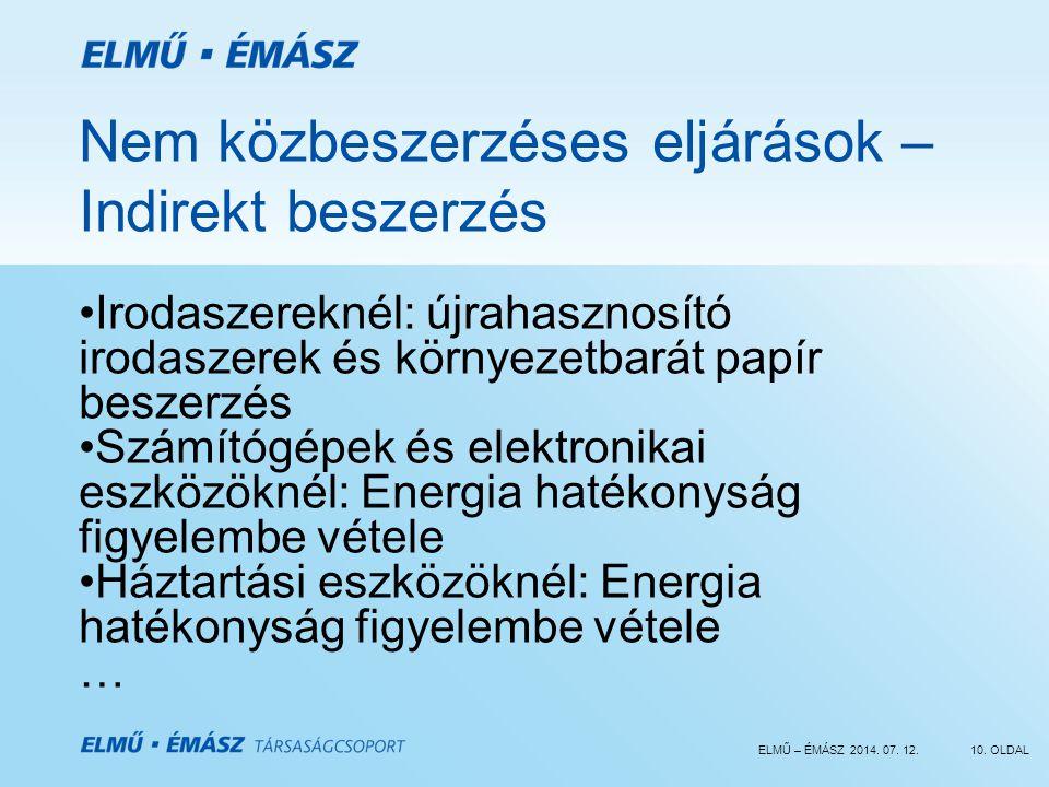 ELMŰ – ÉMÁSZ 2014.07. 12.10.