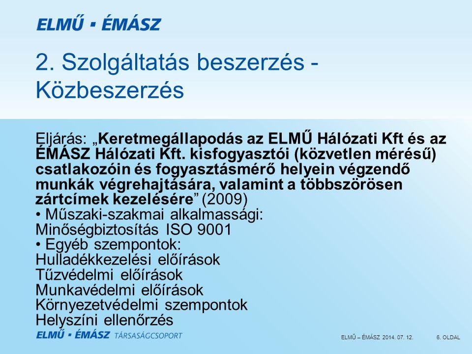 ELMŰ – ÉMÁSZ 2014.07. 12.6. OLDAL 2.