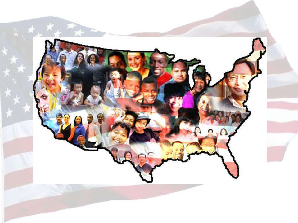 -jelenleg az ország 12,85%-át teszik ki -a legnagyobb arányban Mississippi államban (37%) -egyre pozitívabb életszemlélet -egyre több gyermek -a fehérek aránya alul maradhat (<50%)