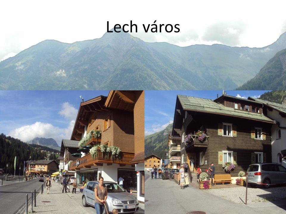 Lech város