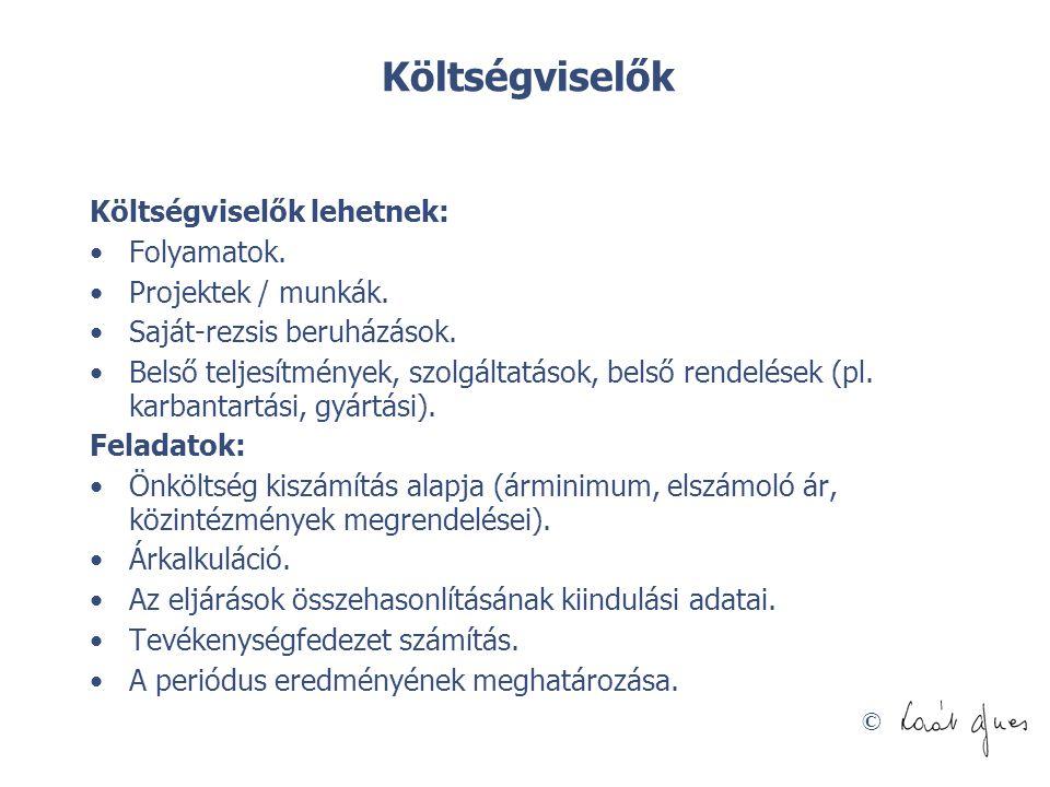 © Az erőforrások csoportosítása Antal- Mokos/Balaton/Drótos/Tari nyomán Forrás: Antal-Mokos/Balaton/Drótos/Tari: Stratégia és szervezet Közgazdasági és Jogi Könyvkiadó, Budapest 1997.