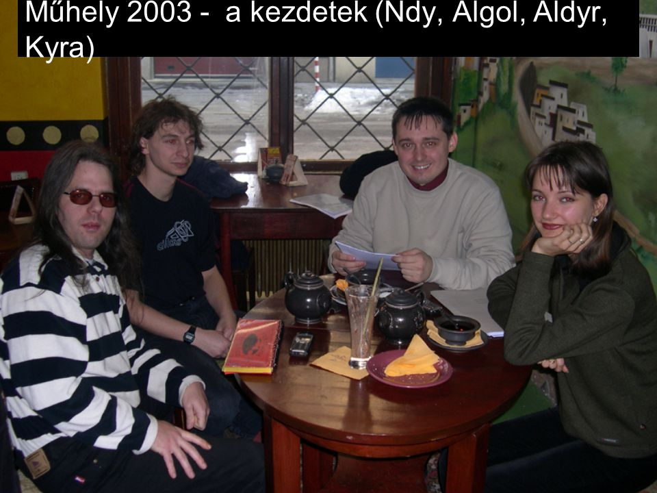 Lórien, Scal, Adrian