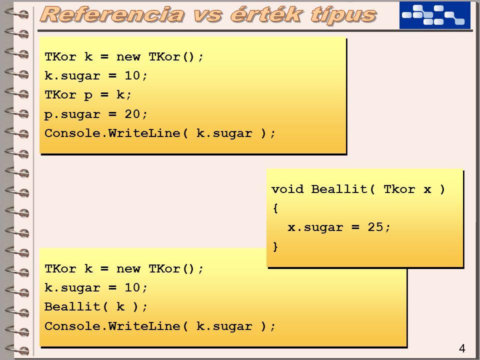 ArrayList tanulok = new ArrayList();...