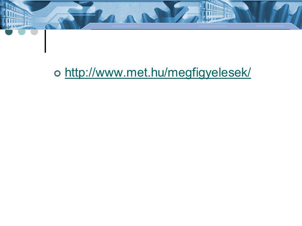 http://www.met.hu/megfigyelesek/