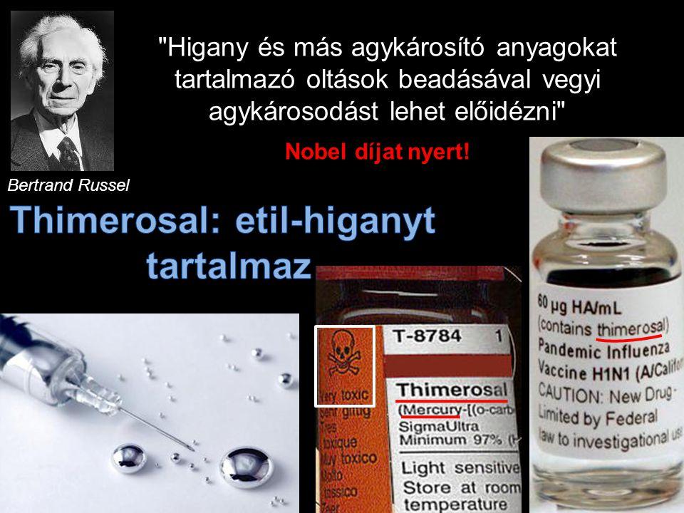 Bertrand Russel Nobel díjat nyert.