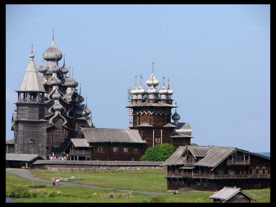 A XIV. századi Szent Lázár-kápolna ugyancsak a legöregebb Oroszországban.