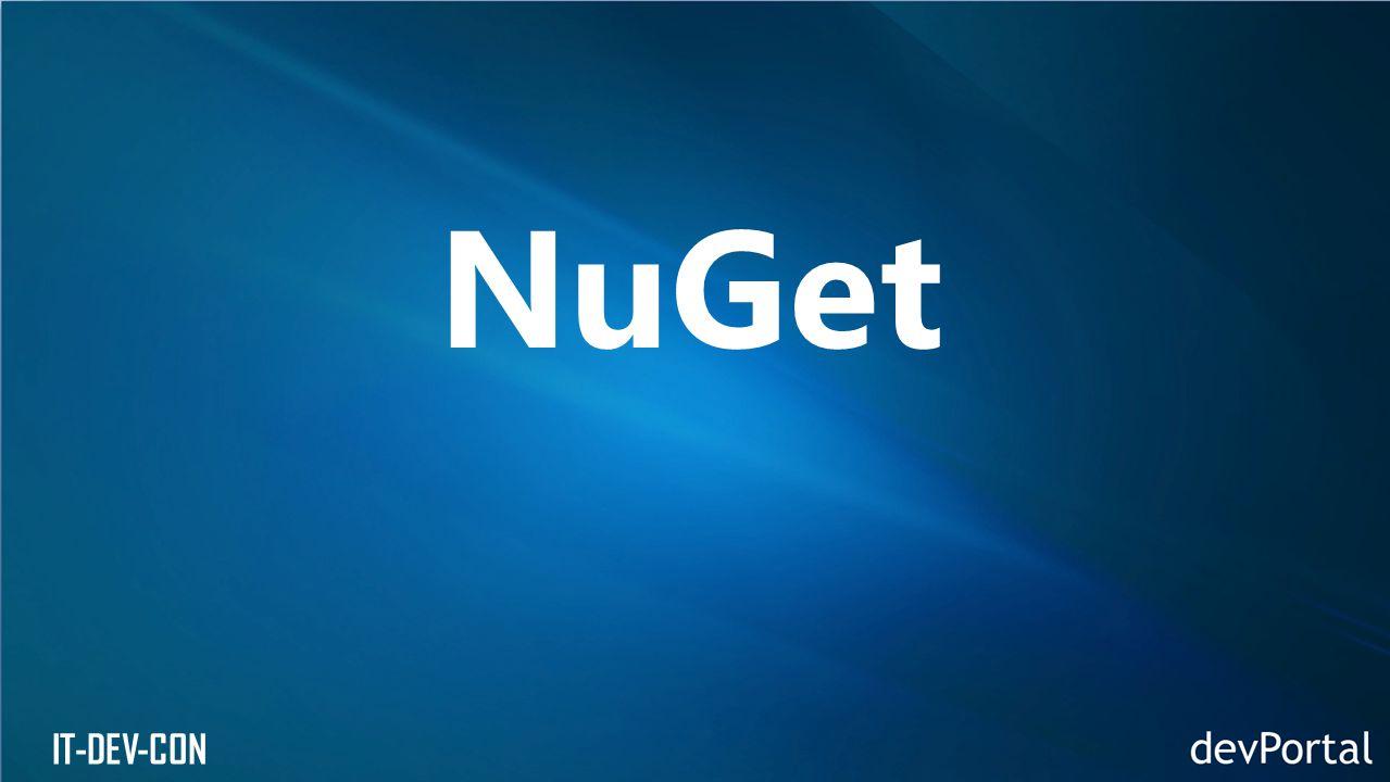 IT-DEV-CON NuGet