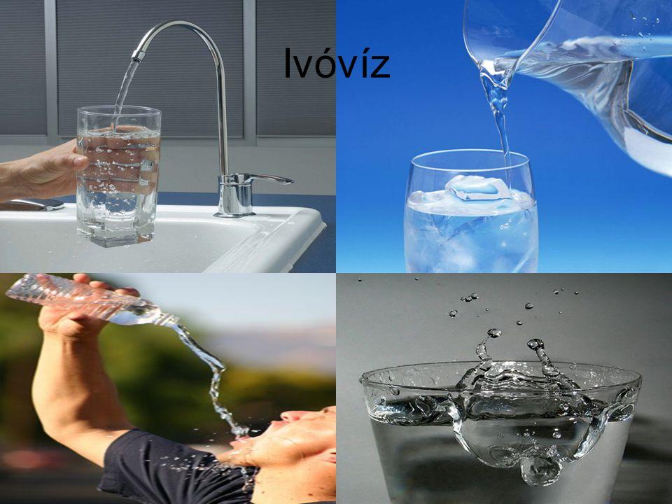 A víz nélkülözhetetlen.A vizet több ezer módon lehet hasznosítani.