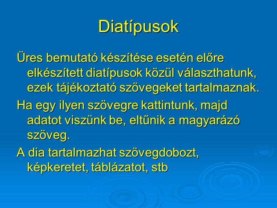 Diatípusok