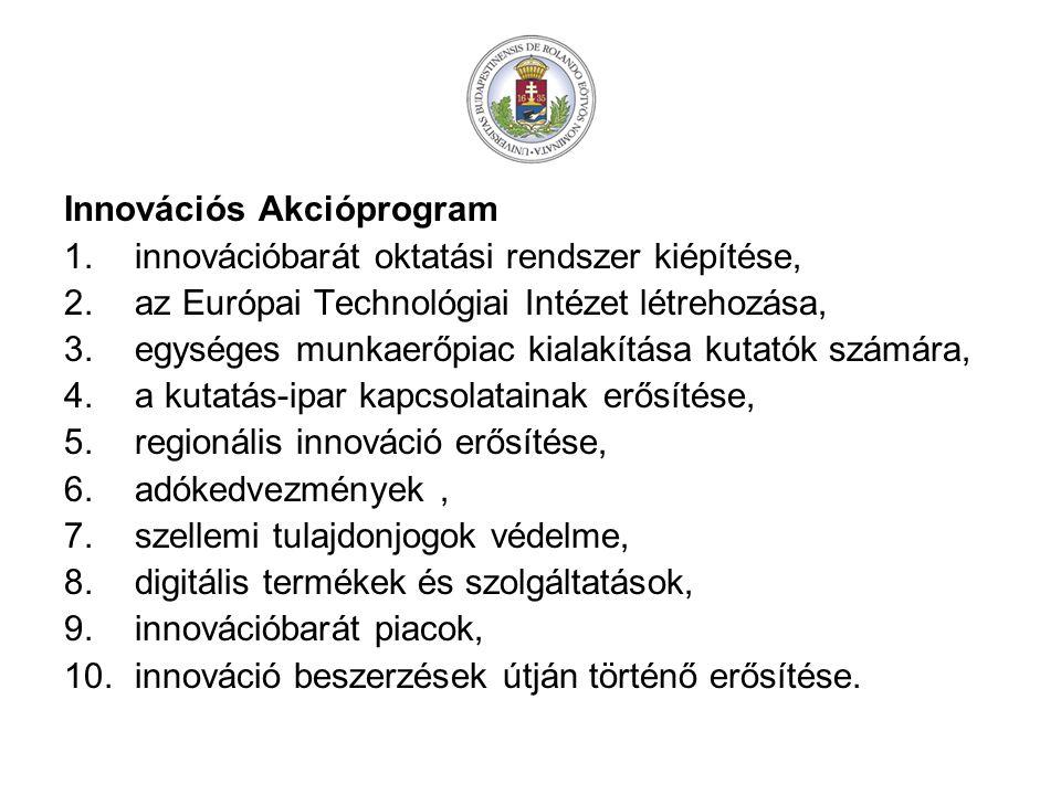 """Magyarország innovációs stratégiája: """"A Kormány középtávú (2007-2013) tudomány-, technológiai és innováció- politikai (TTI) stratégiája 3 alapelv: fókuszálás, hasznosítás, regionalitás"""