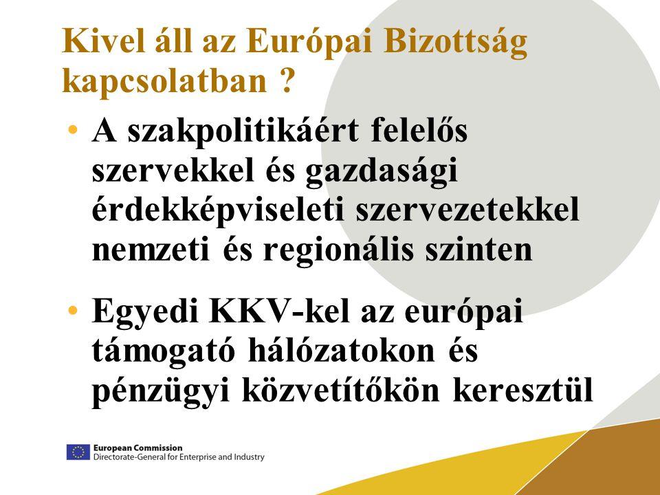 Európai uniós és az egyes országokra vonatkozó tartalom Európai uniós és az egyes országokra vonatkozó oldalak  26-féle, az üzleti élethez kapcsolódó esemény a vállalkozás elindításától a csőd kezeléséig és az újrakezdésig  Minden eseménynél: A vállalkozók problémái Uniós szintű válasz Ország szintű válasz