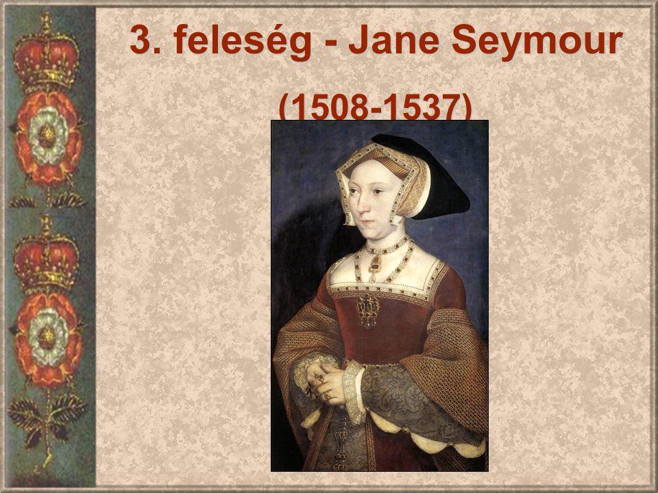 3. feleség - Jane Seymour (1508-1537)