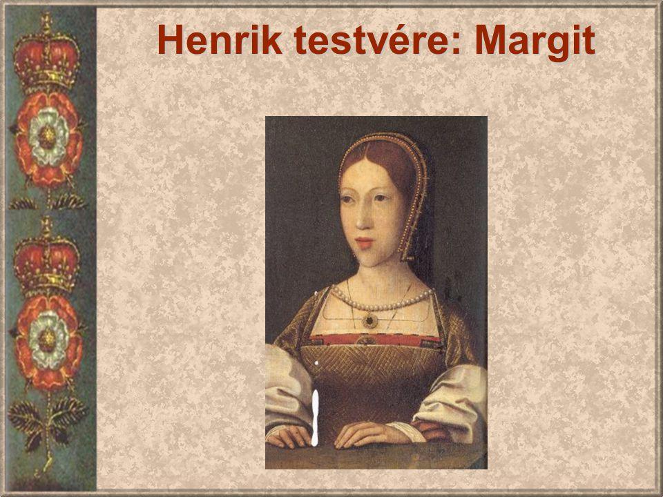 VIII. Henrik érméje (az anglikán egyház feje)