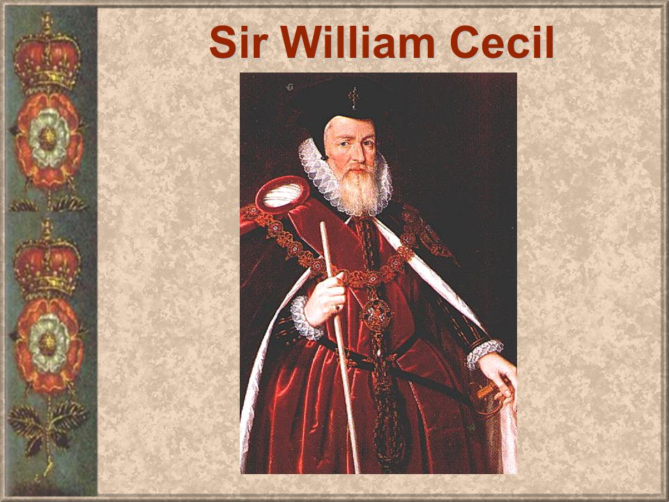 Sir William Cecil