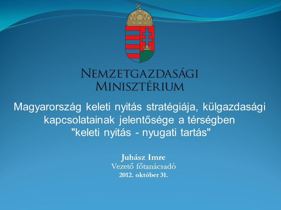 Juhász Imre Vezető főtanácsadó 2012.október 31.