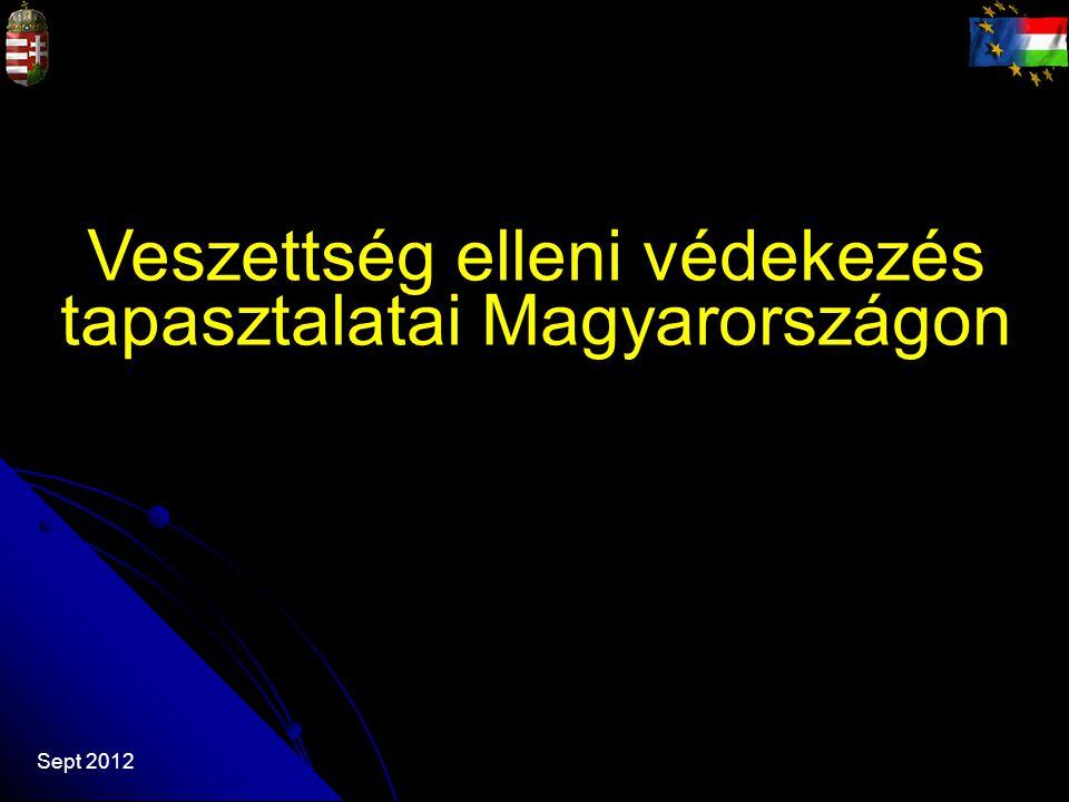Veszettség elleni védekezés tapasztalatai Magyarországon Sept 2012