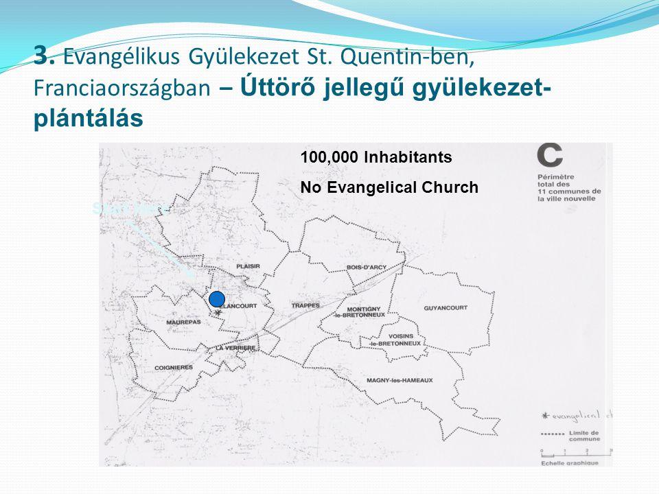 3. Evangélikus Gyülekezet St.