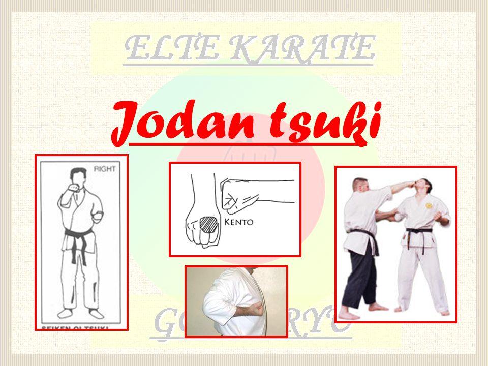 Jodan tsuki