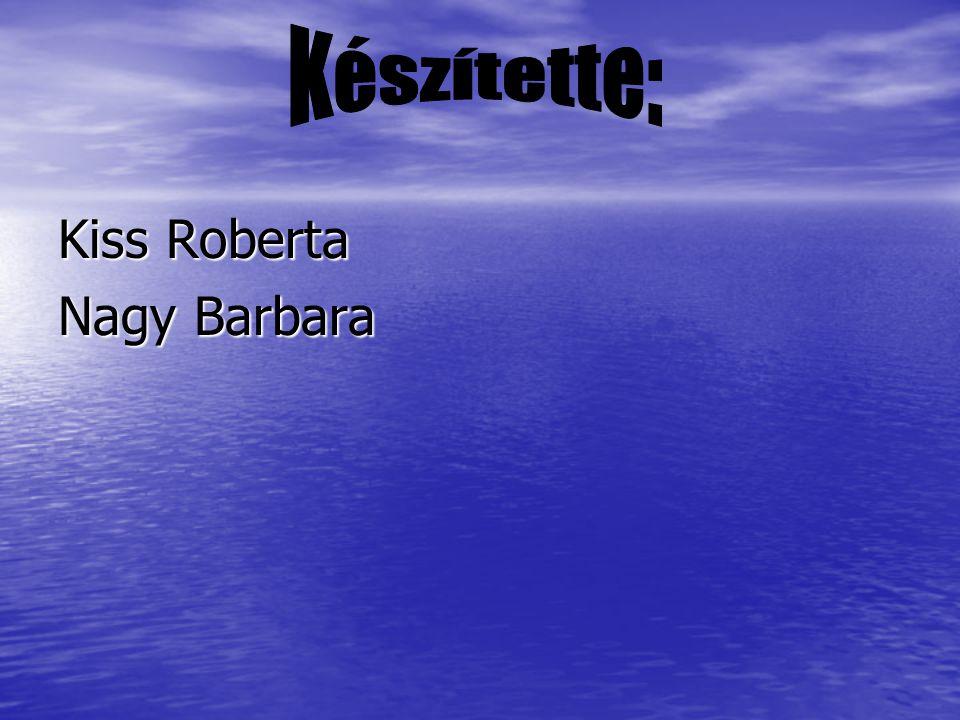 Kiss Roberta Nagy Barbara