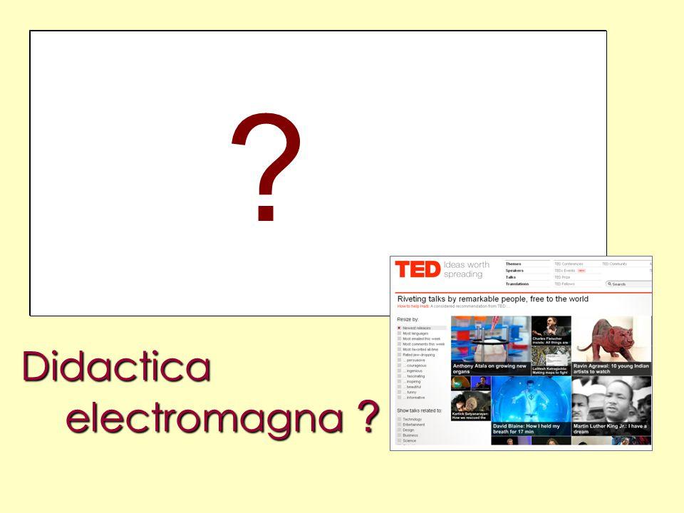 Didactica electromagna