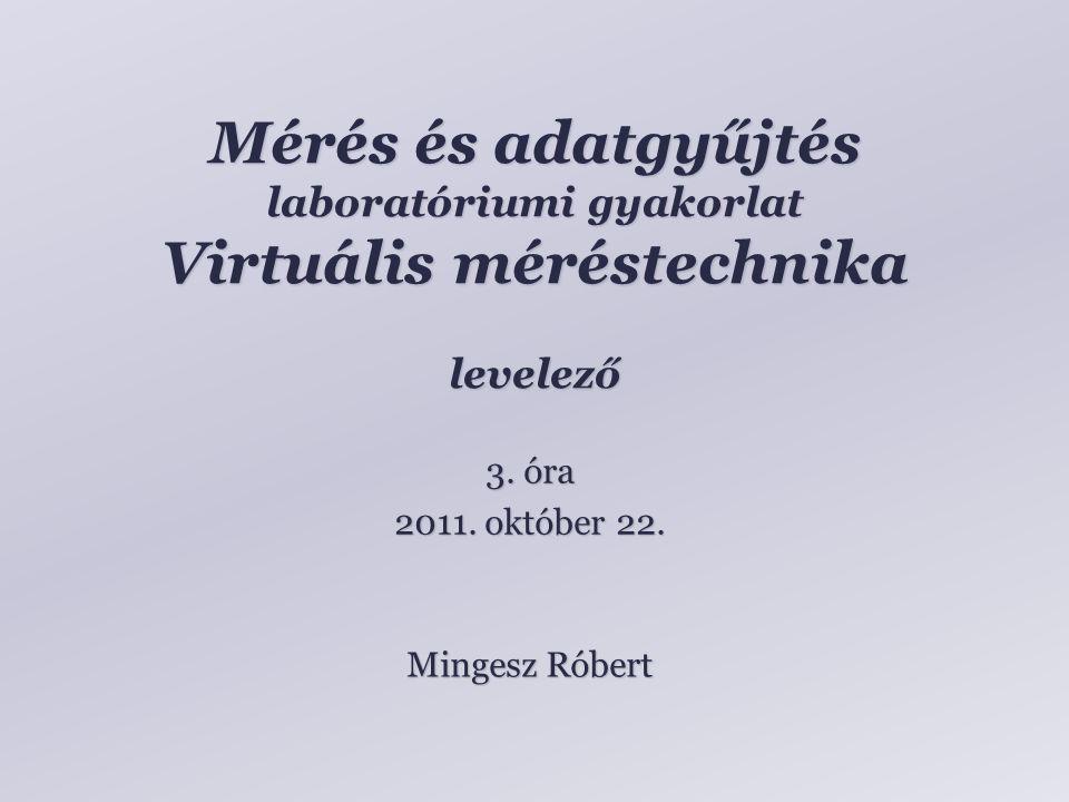 Példaprogram Mingesz Róbert12 oldal2011.10.10./12.