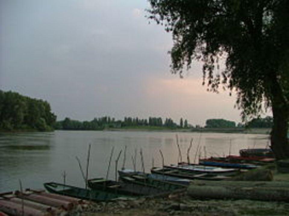 A szabályozás eredményeként a folyó új hossza 962 km lett, született 136 km új, épített meder.