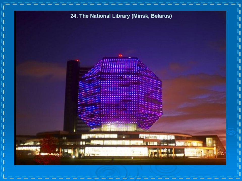 A prágai nemzeti könyvtárra beérkezett másik tervpályázat makettje