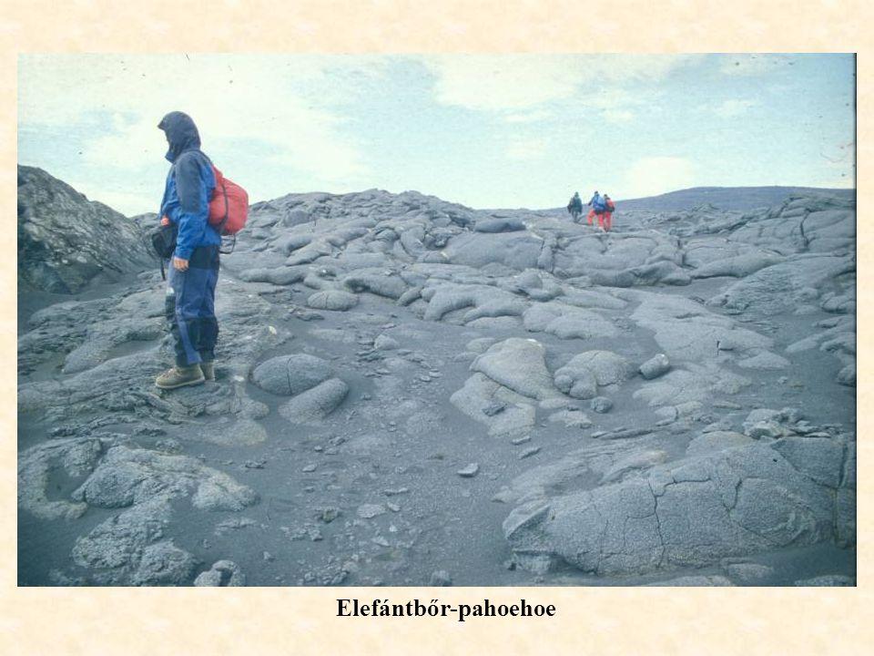 Elefántbőr-pahoehoe