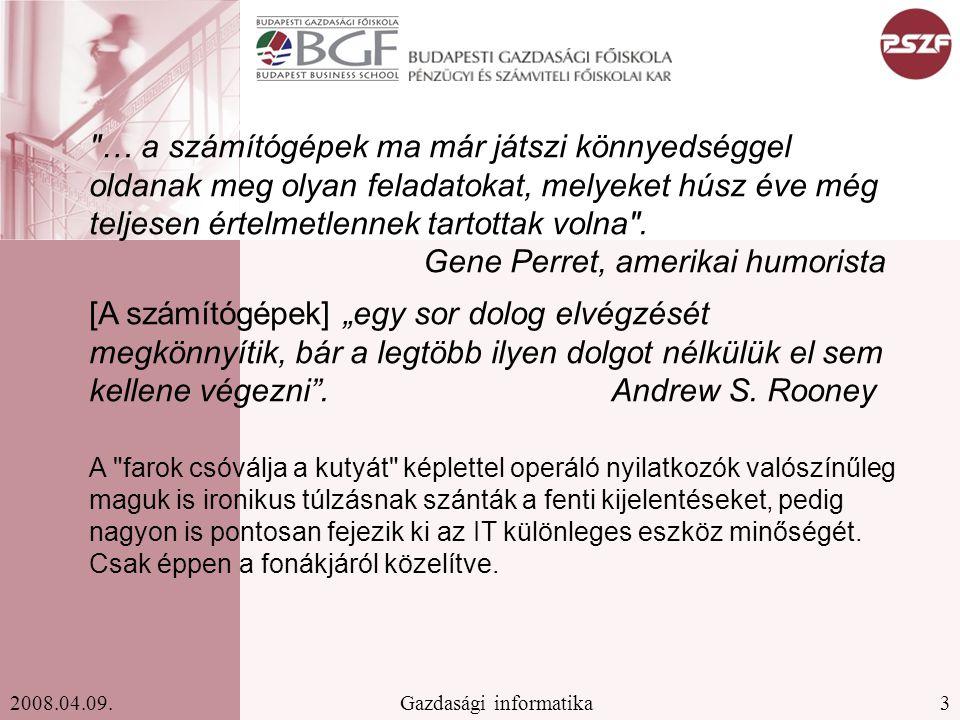 3Gazdasági informatika2008.04.09.
