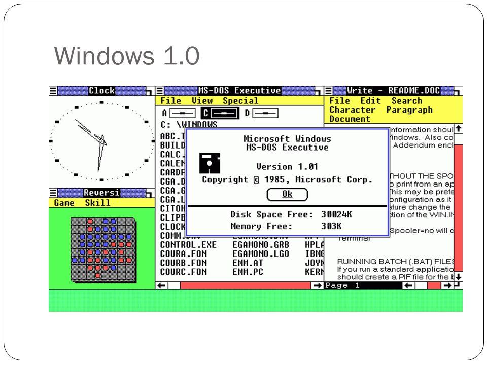 Sajátgép, Windows intéző Megjegyzés: a Sajátgép Vista-tól kezdve Számítógép